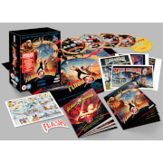 Flash Gordon (40th Anniversary Edition) – 4K Ultra HD & Blu-ray Collector's Edition (5 discs)