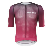 Morvelo PBK Exclusive Menu NTH Series Short Sleeve Jersey - Multi - L