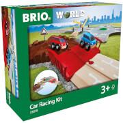 Brio Car Racing Kit