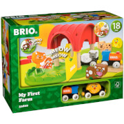 Brio My First Railway Farm