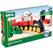 BRIO Holzeisenbahn Classic Deluxe-Set