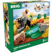 Brio Safari-Abenteuer