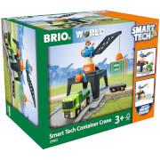 Brio Smart Tech Railway Container Crane