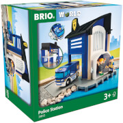 Brio Police Station Light & Sound