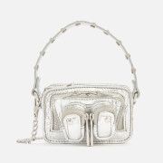 Click to view product details and reviews for Núnoo Womens Molly Candy Cross Body Bag Silver.