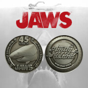 Jaws 45th Anniversary Limited Edition Collectable Coin