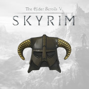Elder Scrolls Limited Edition Pin Badge