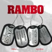 Rambo Dogtags