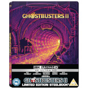 GhostBusters II (1989) - Zavvi Exklusives 4K Ultra HD Steelbook