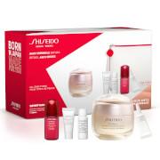 Купить Shiseido Benefiance Smooting Cream Pouch Set