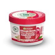 Купить Garnier Ultimate Blends Hair Food Goji 3-in-1 Hair Mask Treatment for Coloured Hair 390ml