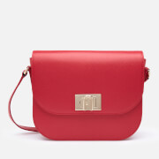 Furla Women's 1927 Small Cross Body 23 Bag - Ruby