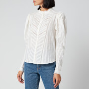 Isabel Marant Étoile Women's Reafi Top - White - FR 38/UK 10