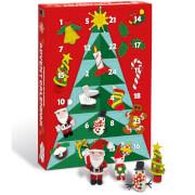 Plasticine Christmas Advent Calendar