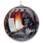 Star Wars Christmas Bauble - Darth Vader Piano