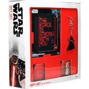 Star-Wars Gift Set (Notebook, Glasses and Keychain)