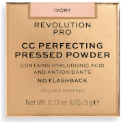 Купить Revolution Pro CC Perfecting Pressed Powder (Various Shades) - Ivory