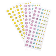 Купить Ciaté London Smiley Stick on Nail Sticker Set