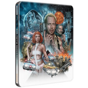 The Fifth Element - Zavvi Exclusive 4K Ultra HD Steelbook (Includes 2D Blu-ray)