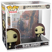 Pop! Rocks Black Sabbath Pop! Album Figure