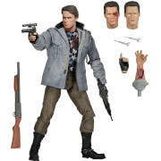 NECA Terminator T-800 Tech Noir Ultimate 7 Inch Action Figure