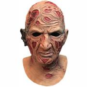 Trick or Treat Nightmare on Elm Street Deluxe Freddy Mask