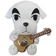 Animal Crossing - K.K. Slider Plush 20cm