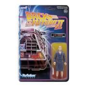 Super7 Back To The Future Part II ReAction Figure - Biff Tannen (Bathrobe)