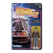 Super7 Back To The Future Part II ReAction Figure - Fifties Marty