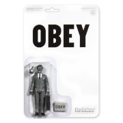 Super7 ReAction They Live - Male Ghoul (Black & White) Action Figure