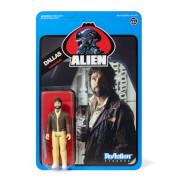 Super7 Alien ReAction Figure - Dallas (Blue Card) Action Figure