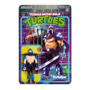 Super7 Teenage Mutant Ninja Turtles ReAction Figure - Shredder Action Figure