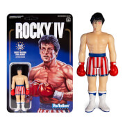 Super7 Rocky ReAction Figure - Rocky (Beat-Up) Action Figure