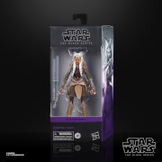 Hasbro Star Wars Black Series Rebel Ahsoka Tano 6-Inch Scale Figure