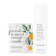 Купить This works Deep Sleep and Neroli Orange Bundle
