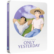 Only Yesterday - Limited Edition Steelbook