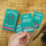 Shakespearean Profanities Cards