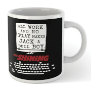 The Shining Typewriter Mug