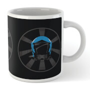 2001: A Space Odyssey Space Helmets Mug