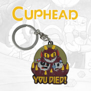 Cuphead Limited Edition Keyring