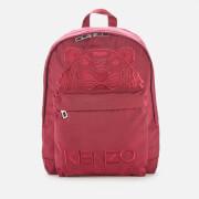 KENZO Men's Kampus Canvas Backpack - Magenta