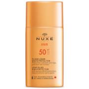 Купить NUXE Sun SPF50 Light Face Fluid 50ml