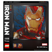 LEGO Art: Iron Man (31199)