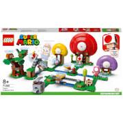 LEGO Super Mario Toad's Treasure Hunt Expansion Set (71368)