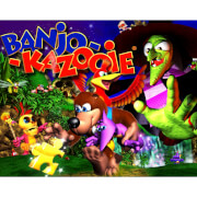 Banjo Kazooie Limited Edition Art Print