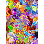 Viva Pinata Limited Edition Art Print