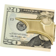 DC Comics Batarang Folding Money Clip (Bronze)