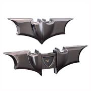 DC Comics Dark Knight Collasible Desk Clock (Black)