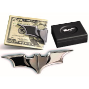 DC Comics Batarang Money Clip (Dark Chrome)