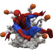 Diamond Select Marvel Gallery Pumpkin Bomb Spider-Man PVC Statue